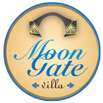 Moon Gate Villa Logo